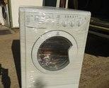 Продавам пералня със сушилна индезит 6+4 дисплей, внос от Германия, клас А+