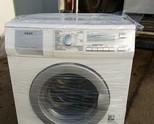 Продавам перфектна пералня със сушилна AEG 16850 7+5 дисплей,