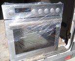 Продавам отлична иноксова печка за вграждане марка Privileg (AEG) с пуш бутони