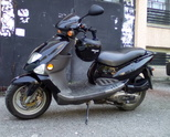 продавам скутер