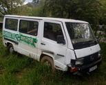 Продавам или заменям за малка каравана- Бус МБ-100-Д