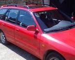 Лек автомобил Mitsubishi Lancer
