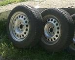 Зимни гуми-2бр. и джанти-4бр.