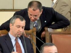 Народното събрание отхвърли вота на недоверие към правителството