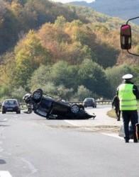 Мъж загина в катастрофа край Плевен, трима са ранени