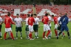 Отново 2:0 за Англия срещу България