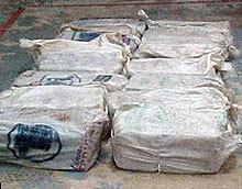 Наши моряци в международен канал за кокаин