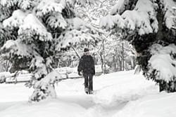 Лоши условия за зимен туризъм в планините