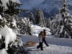 В планинините има отлични условия за ски и туризъм