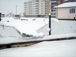 """Вандали разрушиха оградата на детска градина """"Кокиче"""""""