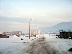 """Новата улица """"Илия Стоянов"""" вече е осветена"""