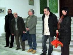 Евстатиев и Казаков събират средства за лечение на местен музикант