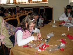 80 деца участваха в конкурса за мартеници