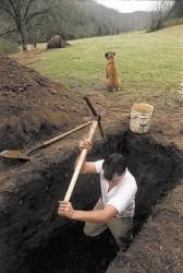 Копаят гробовете предварително. Според Владиката няма лоша поличба