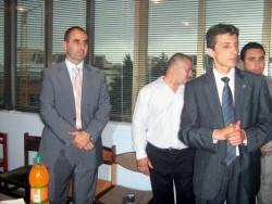 Лидерът на ГЕРБ Цветан Цветанов откри клуб на партията в Ботевград