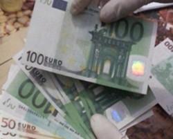 Фалшиви евро засякоха вчера в ботевградска банка