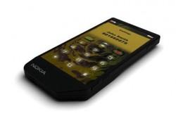 Телефон с течен екран от Nokia