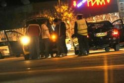 Футболисти на Левски се млатят с таксиметрови шофьори