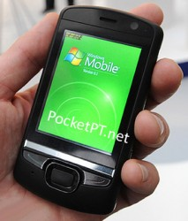 Нов Pocket PC телефон с два процесора
