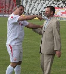 Щерката на Стоичков залюби футболист