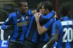 Интер и Рома с трудни победи