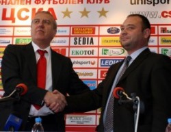 Новите босове на ЦСКА: Тръгваме с Левски на война като на война