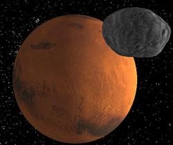 Русия готви експедиция до спътник на Марс