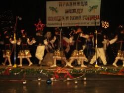 Началното училище в Литаково получи грамота за представянето си във фолклорен фестивал