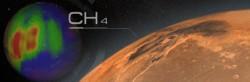 Метанът на Марс е знак, че планетата не е мъртва