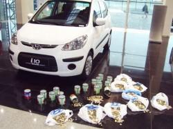 Купиха Hyundai i10 с 200 кг стотинки