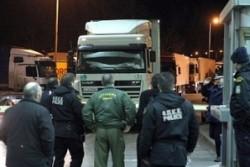 Стотици ТИР-ове блокирани на границата ни с Гърция седми ден