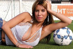 Футболист прави секс на терена