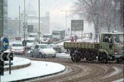 Тежки зимни условия по пътищата