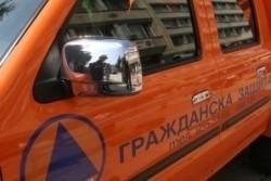 Изтичане на газ има в русенски квартал