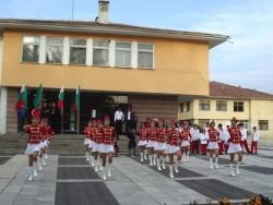 Ботевградските мажоретки с покана за участие в юбилейния концерт на Мая Нешкова