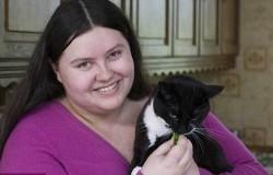 Във Великобритания се появи котка вегетарианец