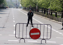 Протести и затворени улици блокират София за енергийния форум