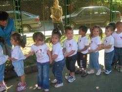 """Децата от ЦДГ """"Слънце"""" показаха, че познават основните правила за безопасност на пътя"""