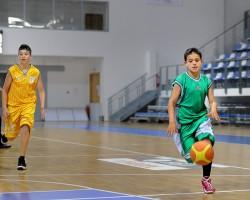 """12-годишните момчета на """"Балкан"""" с победа и загуба във финалния турнир"""
