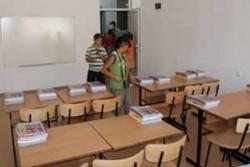 Седмокласници на изпит по математика за елитните гимназии