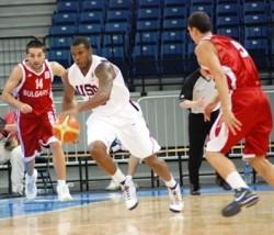 България отпадна от САЩ на 1/4 финал на Универсиадата