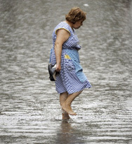 Дъждът наводни къщи в плевенско