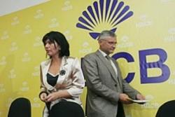 След лидера и политическият съвет на НДСВ подава оставка