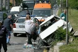 1273 катастрофи за 7 месеца в Старозагорско