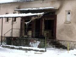 Събориха заведението в Скравена, в което избухна газова бутилка и уби трима души