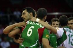 България с бронз след разгромно 3-0 с Русия