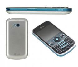 LG GW300 с QWERTY клавиатура и фокус към социалните мрежи