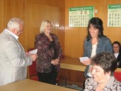 30 майки получиха финансови помощи от общината