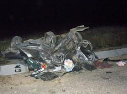 Пиян уби жена на пътя, дете с опасност за живота