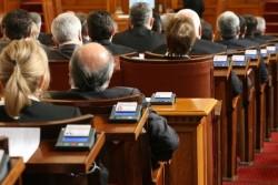32 депутати отсъствали без причина от заседания през септември
